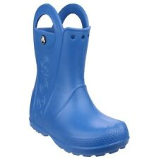 Crocs Handle It Childrens Wellingtons Waterproof Croslite Kids Boys Girls Boots