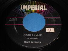 Ernie Freeman: Night Sounds / Big River 45