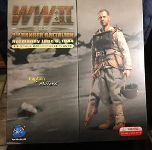 1//6 Scale GI JOE Action Figures Belt Set w// Shovel Omaha Beach Infantry