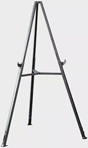 """GHENT TRIUMPH DISPLAY EASEL  model 19250 Adjustable 37"""" / 62"""", new in box!"""