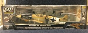 BBI Elite Force WWII Messerschmitt Bf109G2 1/18 No 000801
