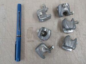 "Lattice frame connectors set of six fits 1/2"" rod"