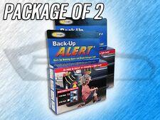 NVISION BACK-UP ALERT (WARNING ALARM & HALOGEN LIGHT) - 1156 STYLE - 2 PACK
