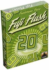 Fuji Flush Card Game Stronghold Games SG 6006 Family Party Fast