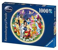 Puzzle 1000 Pz Pezzi Disney Wonderful World of Disney 1 New by Ravensburger