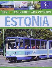 """VERY GOOD"" Estonia (New EU Countries & Citizens), Bultje, Jan Willem, Book"