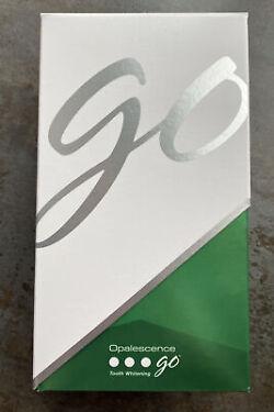 Genuine Opalescence Go 15 Mint Prefilled Teeth Whitening Trays Exp July 31 2022