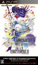 Gebraucht Psp PLAYSTATION Portable Final Fantasy IV Komplette Sammlung 06910