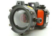 [Exc+5] Nikon Nikonos V Orange Underwater Camera + Sea&Sea 17mm f/3.5 Lens #456