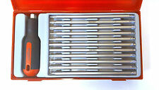 Teng Tools ttmd12d REVERSIBLE Set tournevis of 12 pièce 128650108