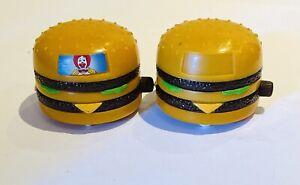 McDonald's Happy Meal Toy 1995 Wind Up Big Mac Figure