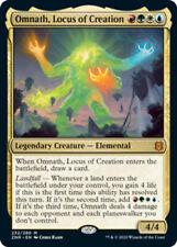 Omnath, Locus of Creation - Foil x1 Magic the Gathering 1x Zendikar Rising mtg c