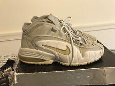 Nike Retro Penny 1 White And Grey Size 8.5