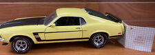 Franklin Mint 1969 Ford Boss 302 Mustang 1:24 B11WH07