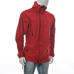 Norrona GORE-TEX XCR Extended Comfort Range Men's Hooded Outdoor Ski Jacket Sz-M