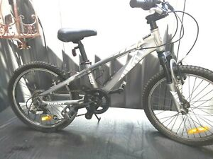 "GIANT MTX 150 Urban Kids Bike 10"" Alloy Frame 6 Speed 20"" Wheels Front Shocks"
