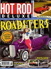 HOT ROD DELUXE Magazine - May, 2013