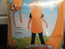 Adventure Time Boys Costume Sz M 8 Halloween Dress UP Jake