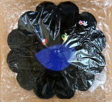 """Takashi Murakami Black Daisy Flower Pillow cushon 24"""" 60CM New RARE JAPAN"""