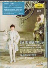 Strauss Der Rosenkavalier DVD NEW 2-disc Carlos Kleiber Gwyneth Jones