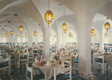 Tunisia residence El Shems Skanes Monastir restaurant interior