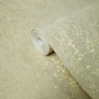 Wallpaper Rolls Gold metallic Cracked Embossed textured wall coverings modern 3D