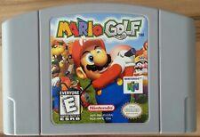 Mario GOLF n64-NTSC-U