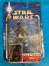 Star Wars Watto Mos Espa Junk Dealer Figure - Attack Of The Clones