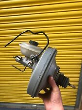 PORSCHE 911 996 C4 3.4 6 SPEED MANUAL BRAKE SERVO MASTER CYLINDER 996.335.025.40