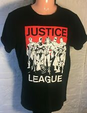 Justice League T Shirt  - Small - DC Comics - Free Post