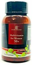 Health Essentials - Multivitamin for Women 50 + , 60 ct