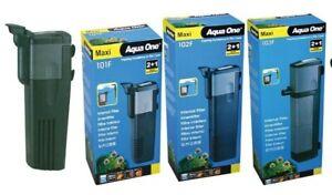 Aqua One Internal Power Filter Maxi 101F 102F 103F 104F Tank Aquarium