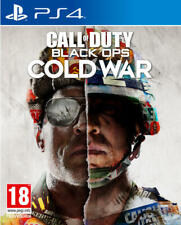 CALL OF DUTY: BLACK OPS COLD WAR PS4 UK NUOVO GIOCO ITA PLAYSTATION 4 COD BO 5