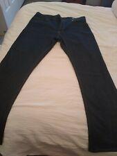 Gents Jeans,1 black & 1 blue size 38 inch