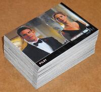 Warehouse 13 Season 1 (Rittenhouse, 2010) ~ COMPLETE 72-CARD BASE SET