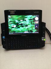 Sony VAIO VGN-UX380N 4.5-inch Laptop 1GB RAM, 30 GB SSD UMPC