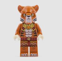 LEGO LEGENDS OF CHIMA Tazar MINIFIGURE Tiger NEW  From Set 70224 mini figure