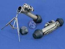 Verlinden 120mm (1/16) M47 Dragon Us Anti-Tank Missile Launcher [Resin kit] 710