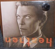 BLUE VINYL LP David Bowie Heathen Sealed New Friday Music Limited Colored 180 gm
