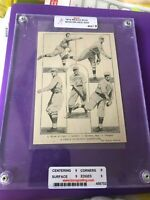 1914 Reach Vintage T-206 ERA Slabbed/Graded Mint 9 Tris Speaker HOF