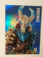 Panini Fortnite Trading Cards 2019 LEGENDARY OUTFIT #281 VHTF FOIL