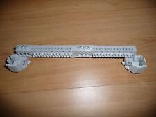 PE/N Klemmschiene - einreihig - für Spelsberg AK14, 28, 42 -steckbar