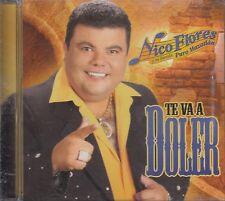 Nico Flores Y Su Banda Puro Mazatlan Te Va A Doler CD New Sealed