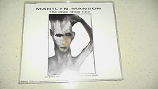 marilyn manson the dope show cd2 cd single   fast dispatch