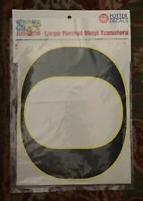 "University of Oregon Ducks ""O"" vinyl transfer decal 11""w x 9""h - NIB !"
