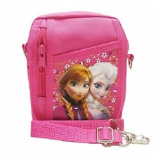 Disney Frozen Anna Elsa Girl's small messenger bag school Small Cross Body Bag-v