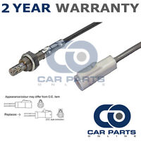 FOR FORD FIESTA 1.6 2002-08 4 WIRE FRONT LAMBDA OXYGEN SENSOR DIRECT FIT EXHAUST