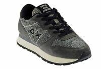 SCARPE SUN68 ALLY THIN GLITTER Sneakers Nuove ANT58274 SCARPE FASHION DONNA