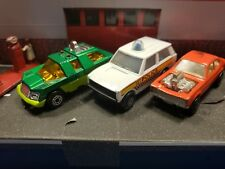 MATCHBOX SUPERFAST #20 ROLAMATICS POLICE PATROL Rare Blue Light
