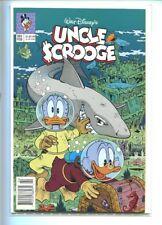 UNCLE SCROOGE #263 HI GRADE 9.0 DRAMATIC SUSPENSEFUL COVER GEM